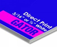 Direct Print Gator Board
