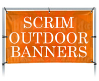 Direct to Print Custom Vinyl Banners