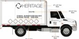 Heritage 14' Box Truck - NEW Vehicle Package