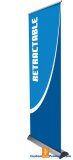 Replacement Graphics for Barracuda Banner Stand