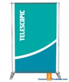 Replacement Graphics for Pegasus 95x96 Banner Stand