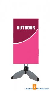 Replacement Graphics for Rocket Outdoor Display